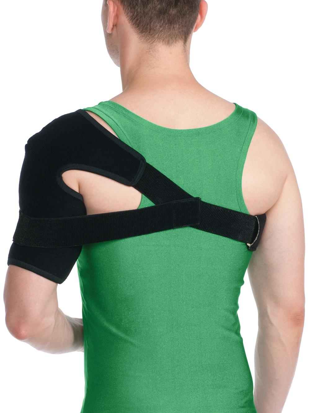 Бандаж на плечевой сустав эластичный киев купить артез коленного сустава