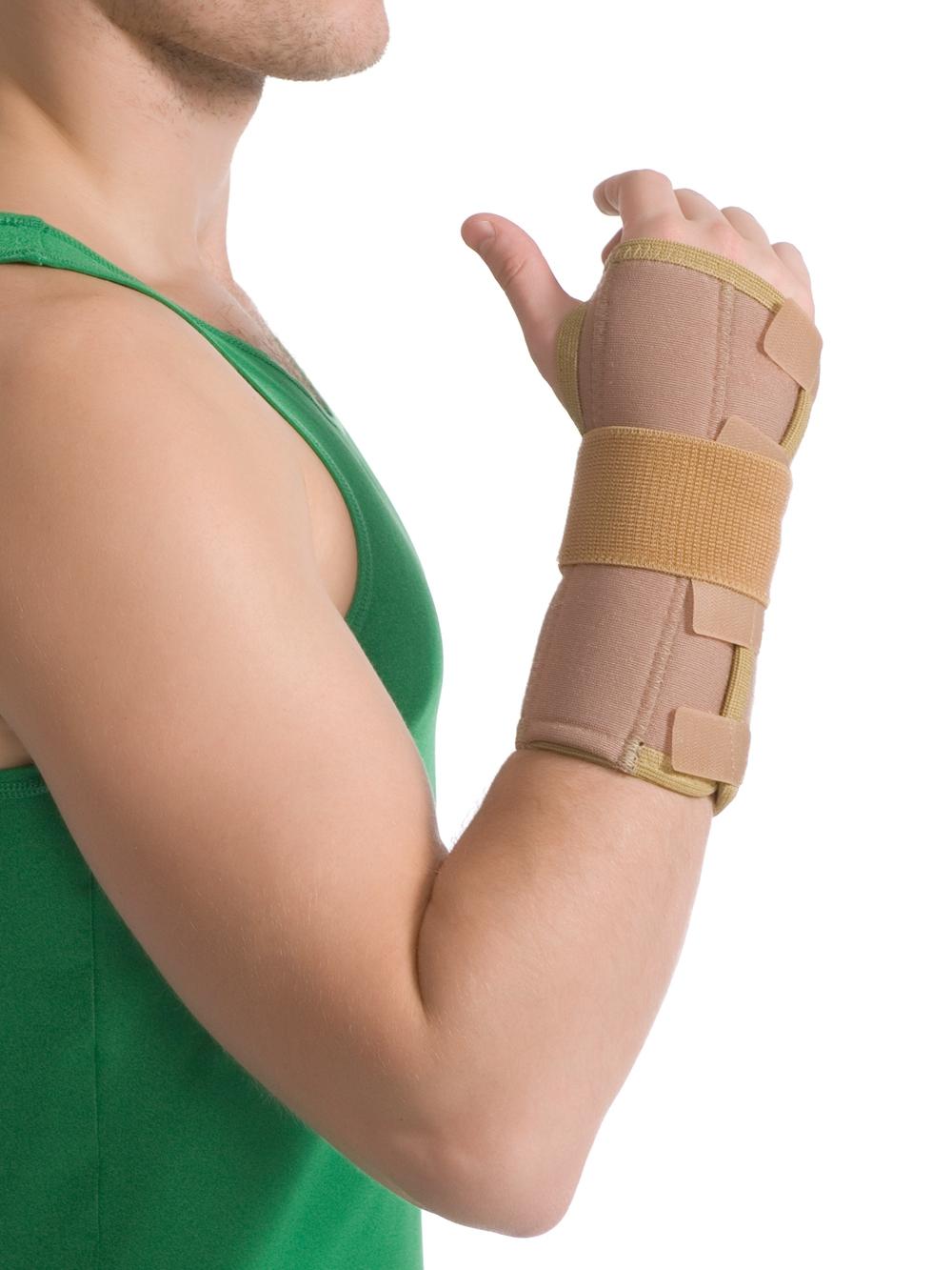 Эластичный бандаж на лучезапястный сустав замена протеза тазобедренного сустава
